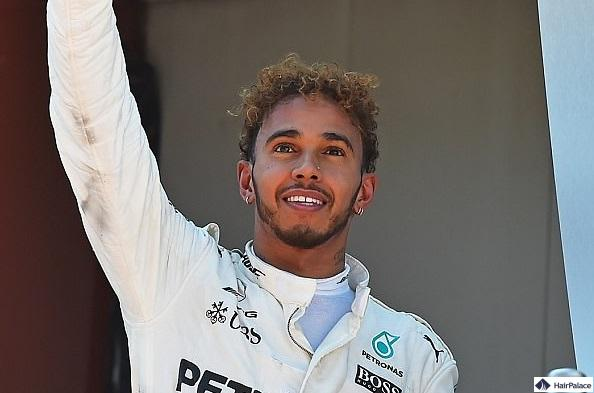 Lewis Hamilton Haartransplantation Gerüchte