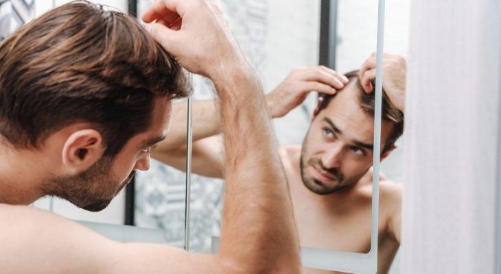Wie kann man Glatzenbildung erkennen und stoppen?