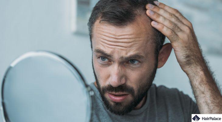 Behandlungsmöglichkeiten bei Haarausfall